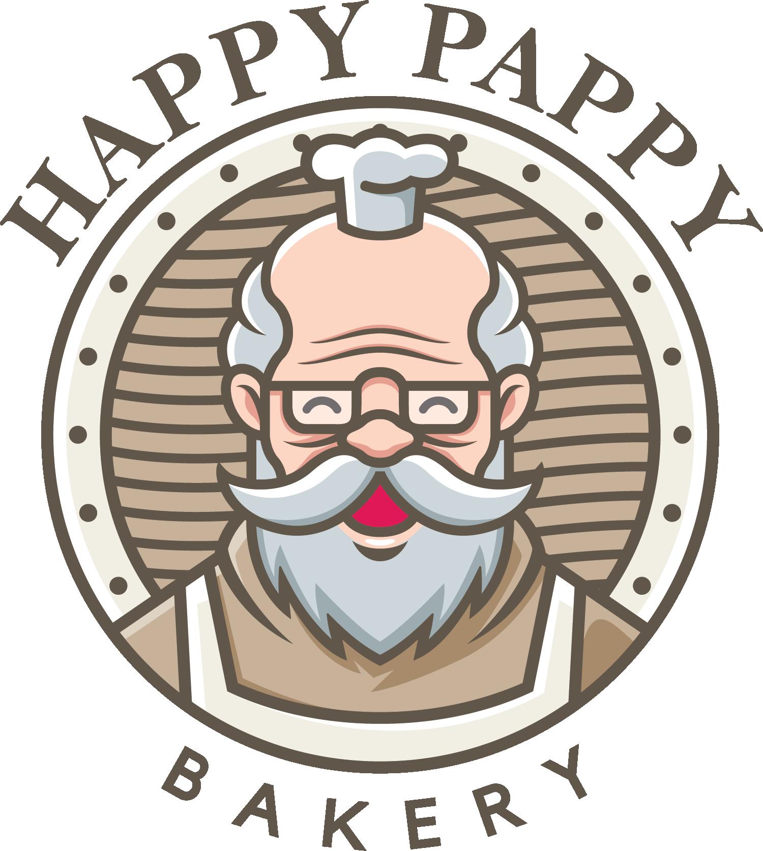 Happy Pappy Logo